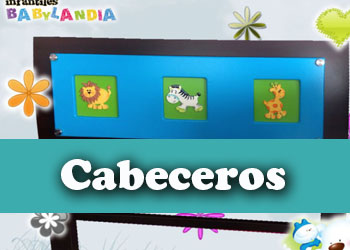 Cabeceros Muebles Infantiles