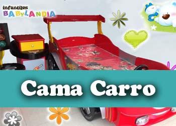 Cama Carros para niño - Muebles Infantiles