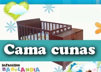 Cama Cunas Bogotá - Muebles Infantiles